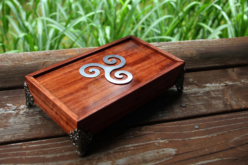 Dice Chests For Storage And Rolling