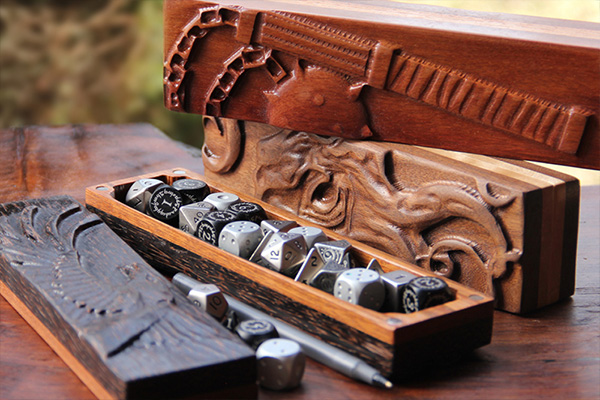Dragon Sheaths - Player Storage for RPGs