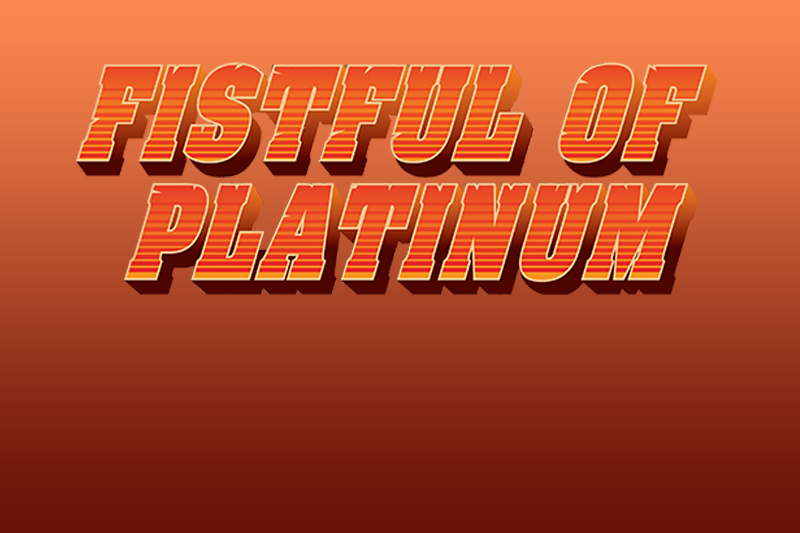 Fistful of Platinum - The D&D Liveplay