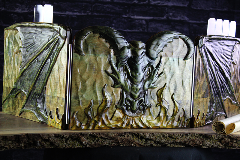 Caustic Night Dragon Valhalla Screen
