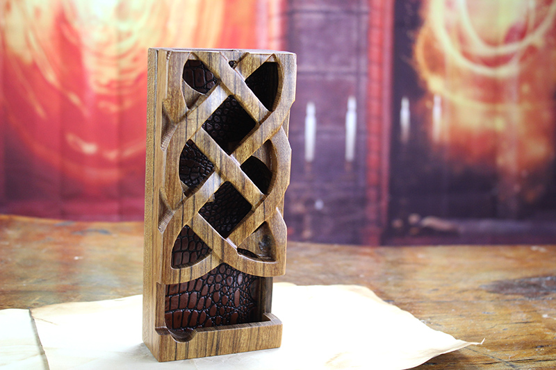 Benge Celtic Dice Tower