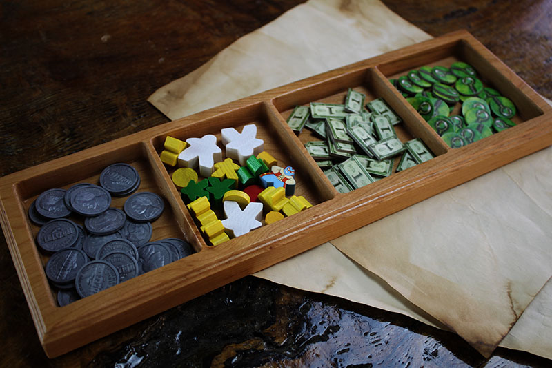 PROTOTYPE Cherry Token Tray