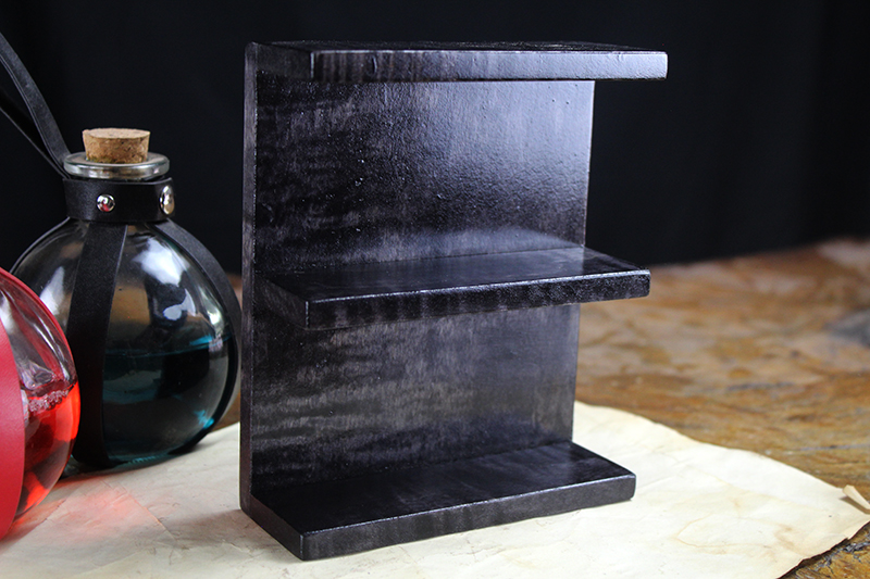 Abyssal Black Shelf Accessory