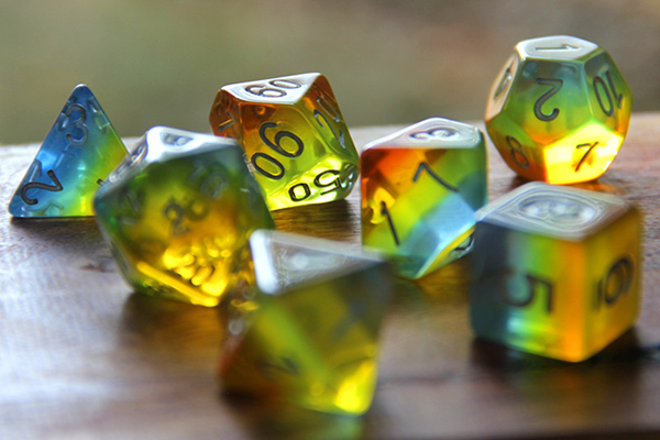 Dice - Starting at only $7!
