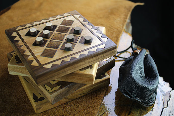 Wooden Games - Gaming History
