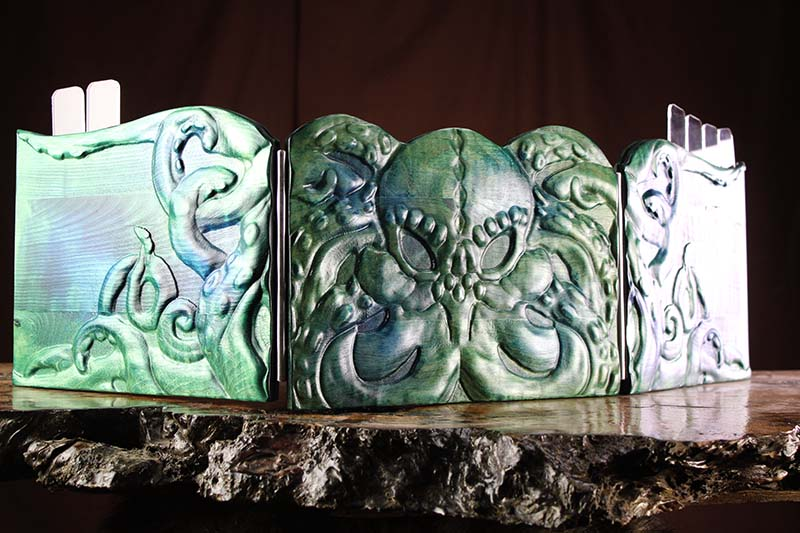Moss Cthulhu Valhalla Screen