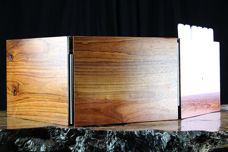 Bolivian Rosewood Valhalla Screen