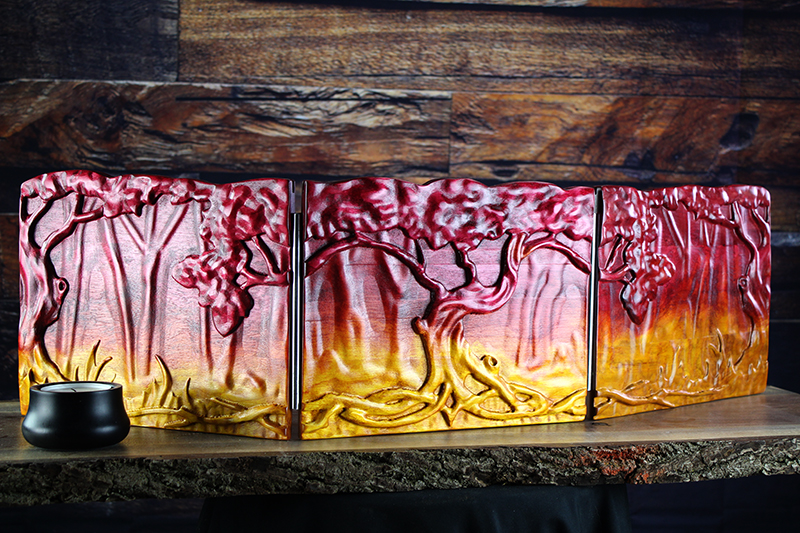 Bloody Sunrise Yggdrasil Valhalla Screen