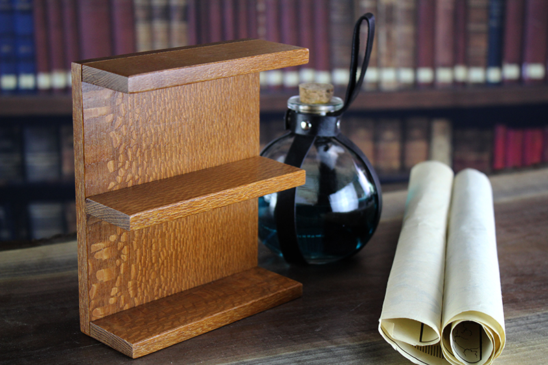 Leopardwood Shelf Accessory
