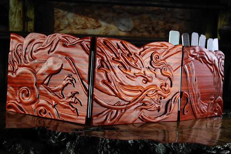 Padauk Eastern Dragon Valhalla Screen