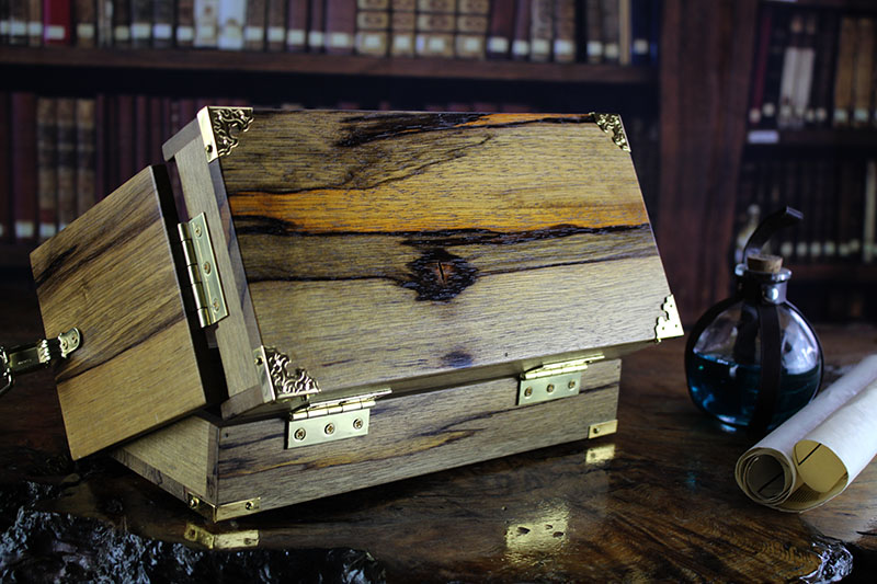 Black Limba Adventure Case