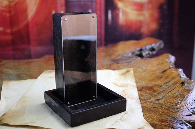Abyssal Black Dice Tower Accessory