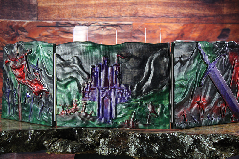 Selectively Stained Battlefield Valhalla Screen