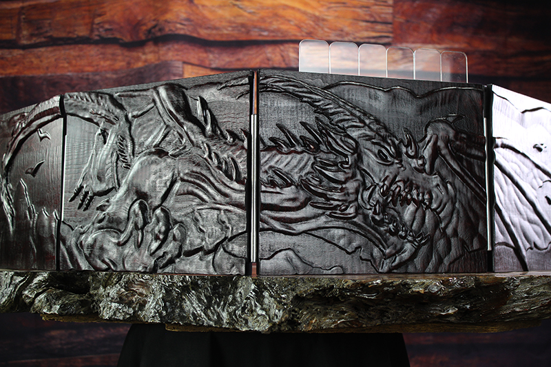 Demons Blood Flying Wyrm Valhalla Screen
