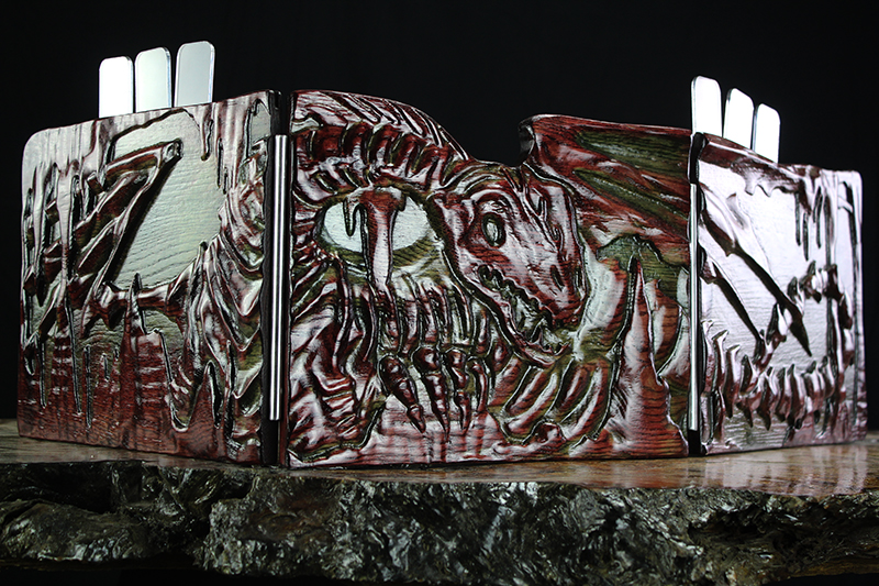 Selectively Stained Dracolich Valhalla Screen