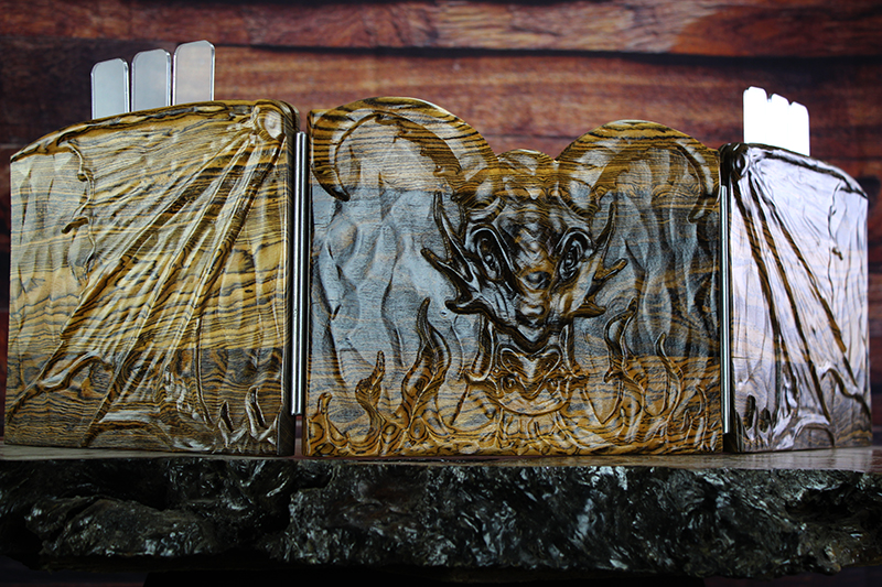 Bocote Dragon Valhalla Screen