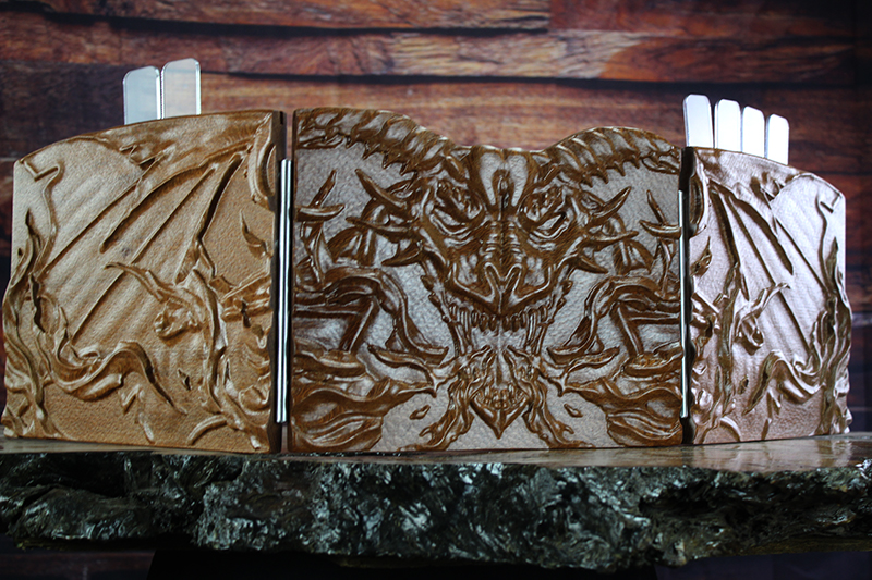 Leopardwood Tempest Valhalla Screen