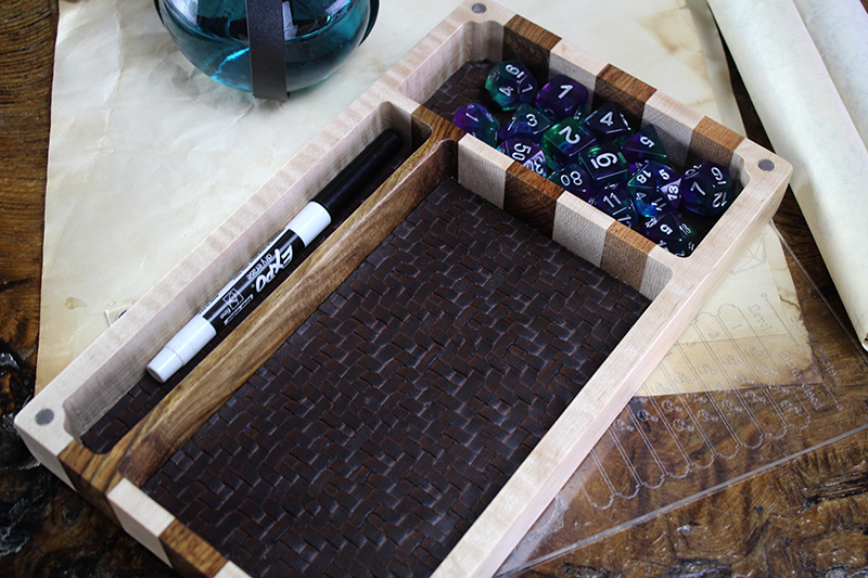 Mixed Wood Species Player Pad