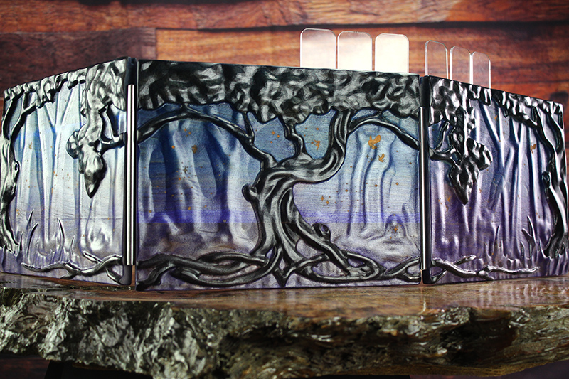 Selectively Stained Yggdrasil Valhalla Screen