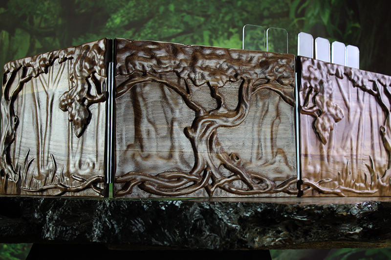 Black Walnut Yggdrasil Valhalla Screen
