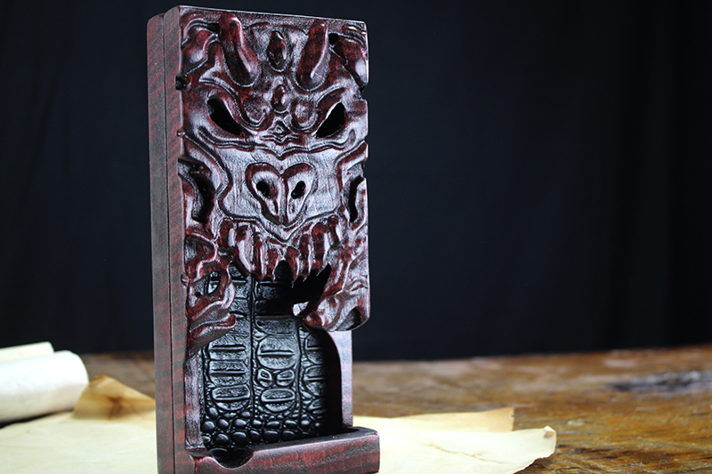 Demons Blood Dragon Dice Tower