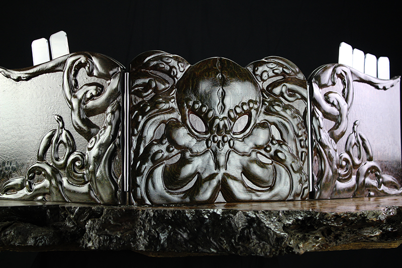 Dragon Scale Cthulhu Valhalla Screen