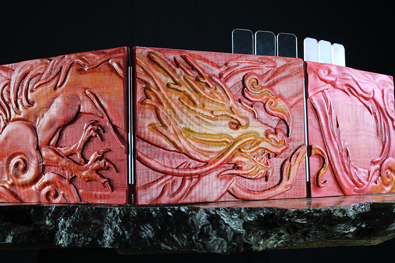 Sunburst Eastern Dragon Valhalla Screen