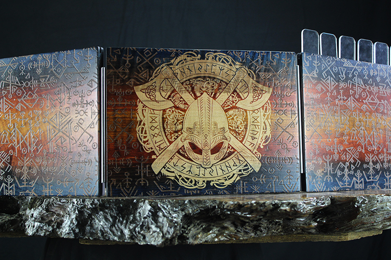 Viking Crest Valhalla Screen