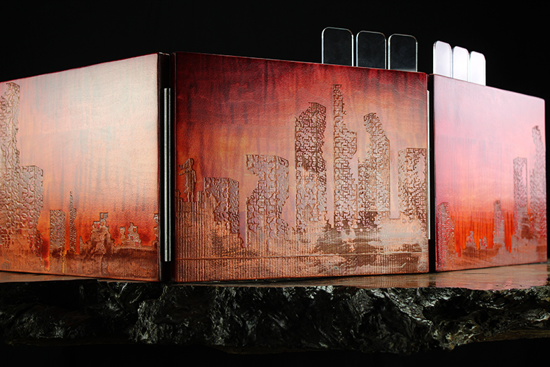 Post-Apocalyptic Skyline Valhalla Screen