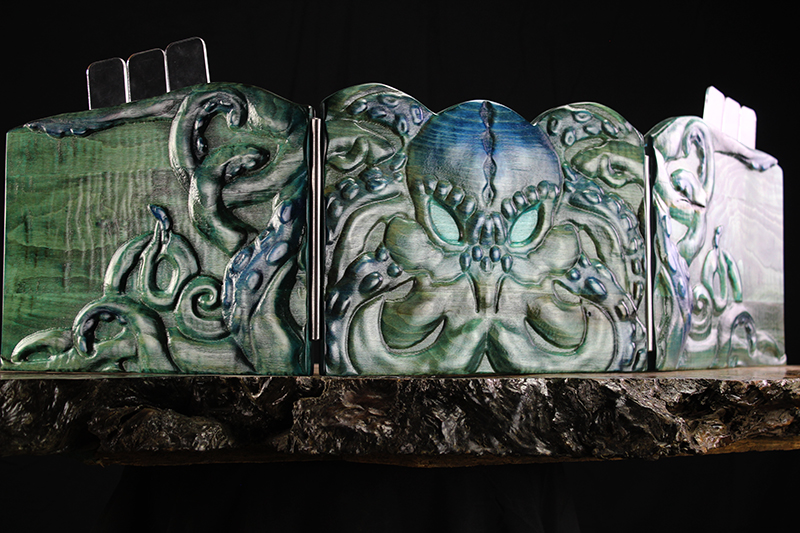 Selectively Stained Cthulhu Valhalla Screen