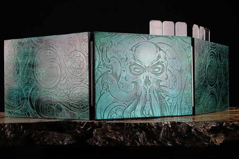 Experimental Darkvision Cthulhu Valhalla Screen