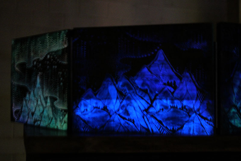 Experimental Darkvision Northern Lights Valhalla Screen