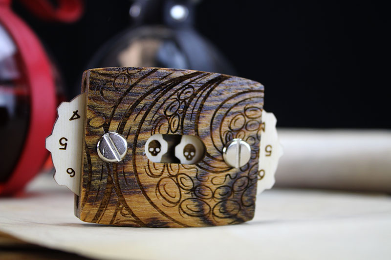 Bocote Tentacles HP Tracker